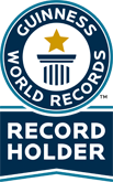 [ GUINESS WORLD RECORD HOLDER ]